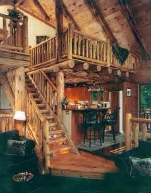 Small Cabins With Loft by Cool Log Cabin Homey Pinterest Cabin Cabin