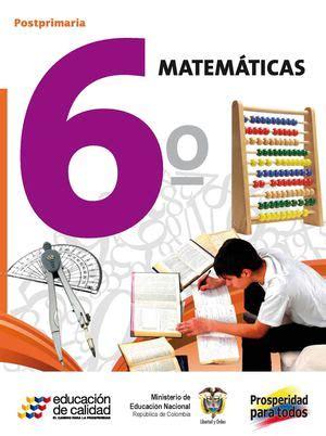 pdf libro juan y tolola numeros descargar calam 233 o matematicas grado 6