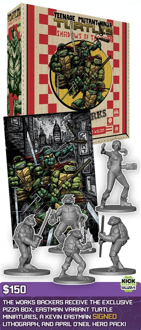 Tmnt Shadow Of The Past Boardgame mutant turtles get descent like board