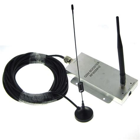 cell phone signal booster repeater gsm 900mhz with antenna ebay