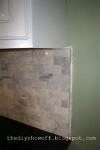 how to tile a backsplashdiy show diy decorating