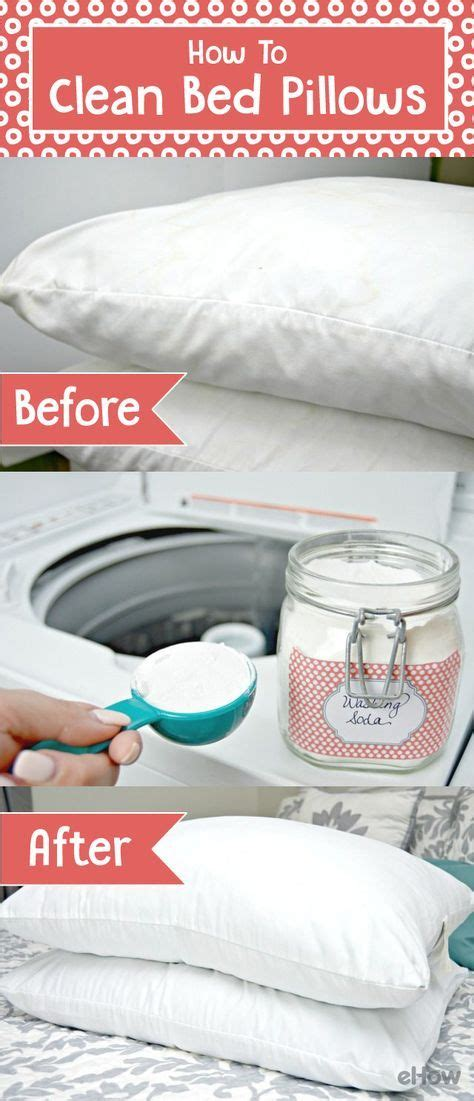 how to clean pillows flower maid 474 best images about homemaking housekeeping hacks on