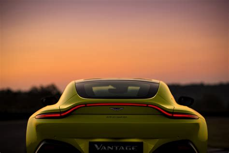 Careers With Home Design by Aston Martin V8 Vantage 2018 Unveiled Fortune