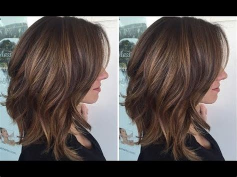 layered bob hairstyles youtube how to cut a long layered bob haircut tutorial step by