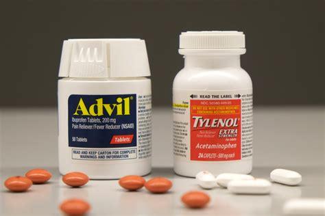 Obat Aspirin Dan Ibuprofen advil vs tylenol which to use and when wsj