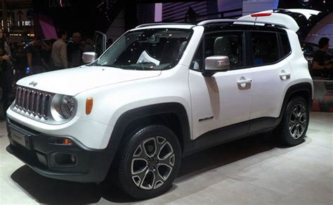 Jeep Future Lineup by Jeep Introduces The 2015 Lineup Of Its Suv Models Cars Flow