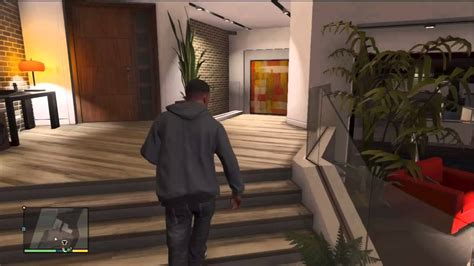 gta 5 houses gta v gta 5 franklin s house franklin gameplay xbox 360 youtube