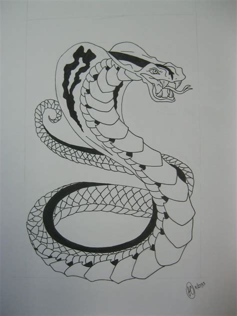 king cobra tattoo designs king cobra snake design by regigirl1218 on deviantart