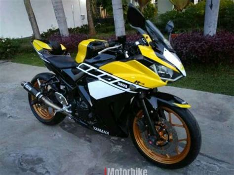 Jalu Protector Sepeda By Supernov r25 2015 modif anniversary edition pajak idup no cbr r15