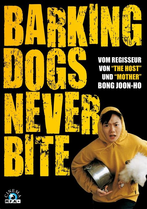 barking dogs never bite barking dogs never bite dvd oder leihen videobuster de