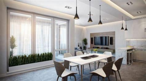 apartment esszimmer modernes apartment mit atemberaubender inneneinrichtung in