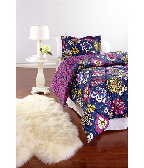 vera bradley bedding queen vera bradley reversible comforter set full queen heather