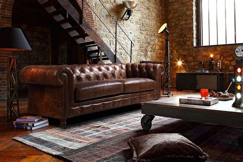 canap駸 chesterfield the kensington chesterfield tufted sofa and