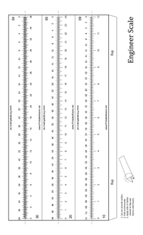printable photo documentation ruler engineer scale 12 inch ruler printable ruler