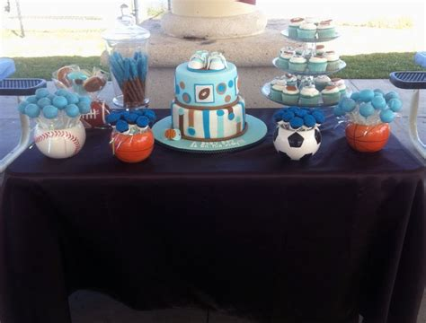 Sports Themed Baby Shower by Top 25 Ideas About Celebrating All Sports On