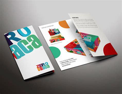 beautiful brochure designs templates