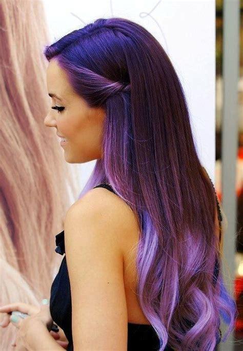 purple temporary hair color purple hair chalk hair chalking pastels temporary hair