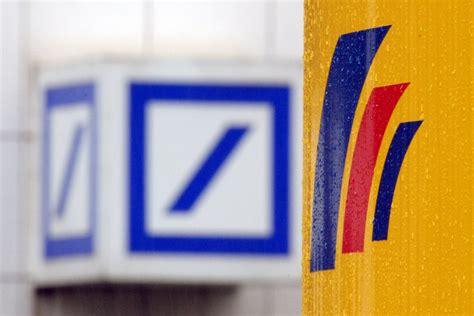 wann bucht deutsche bank 196 rger durch postbank 220 bernahme investoren verklagen
