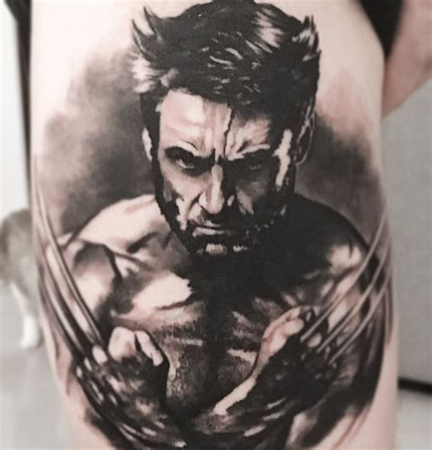 wolverine tatuajes imagenes 25 melhores ideias sobre wolverine tattoo no pinterest