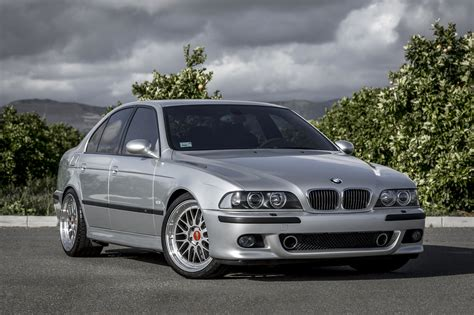 bmw m5 the bmw e39 m5 is an epitome of clean and