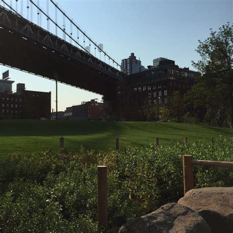 dumbo section of brooklyn brooklyn bridge park s new dumbo section open dumbo nyc