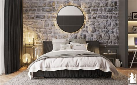 stone accent wall bedroom 44 awesome accent wall ideas for your bedroom