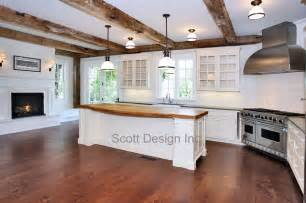 New 1850 s greek revival farmhouse farmhouse kitchen