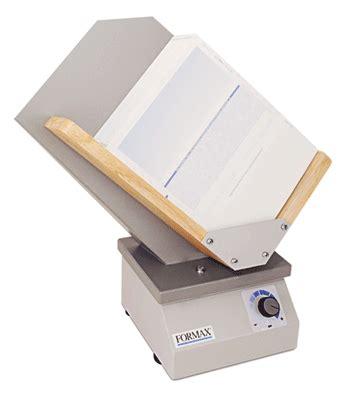 formax fd120 card cutter template fd 402p1 single bin paper jogger formax