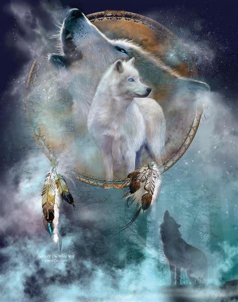 native american wolf spirit dreamcatcher spirit of the wolf 1 native american