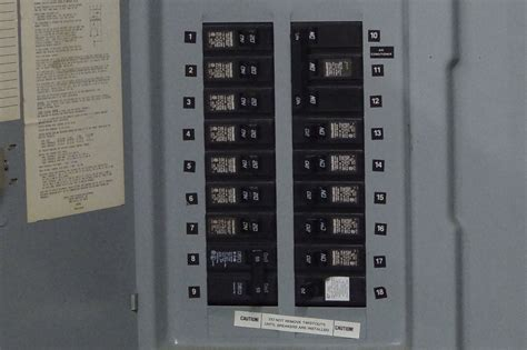 Panel Electric Electric Panel Change Streb Electric