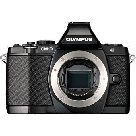 Kamera Mirrorless Olympus Om D Em5 olympus om d e m5 mirrorless micro four thirds v204040bu000 b h