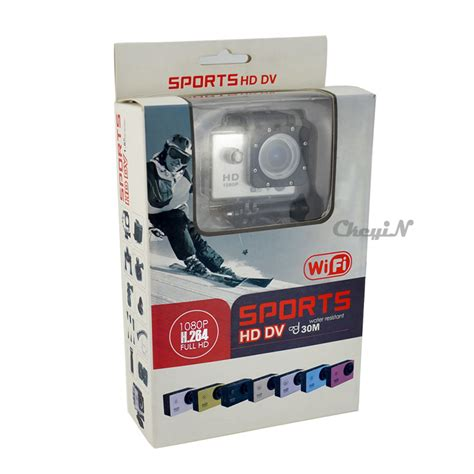 Sports Hd 1080p Waterproof 30m 1080p waterproof sports
