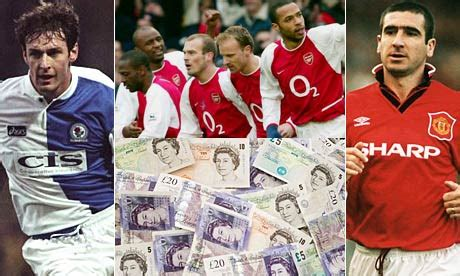 epl awards the invincibles sas and cantona 20 years of the premier
