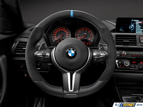 bmw racing steering wheel 32302413014 f87 m2 bmw m performance steering wheel