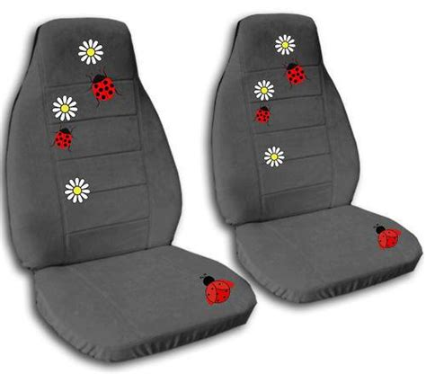 sell   vw beetle frback lady bug car seat covers