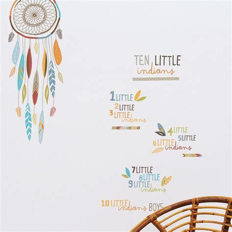 Charmant Couleur Ideale Pour Chambre #4: sticker-indien-mixte.jpg