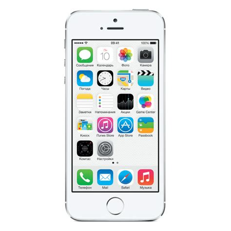 Iphone 5s 64gb Silver apple iphone 5s 64gb silver me439ru a