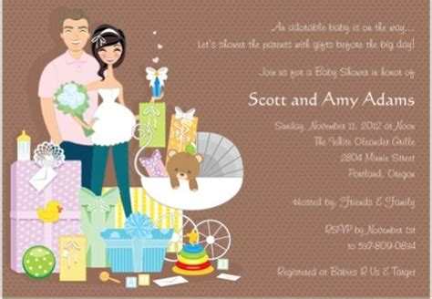 Ideas For Coed Baby Showers by Coed Baby Shower Invitation And Favor Ideas Unique