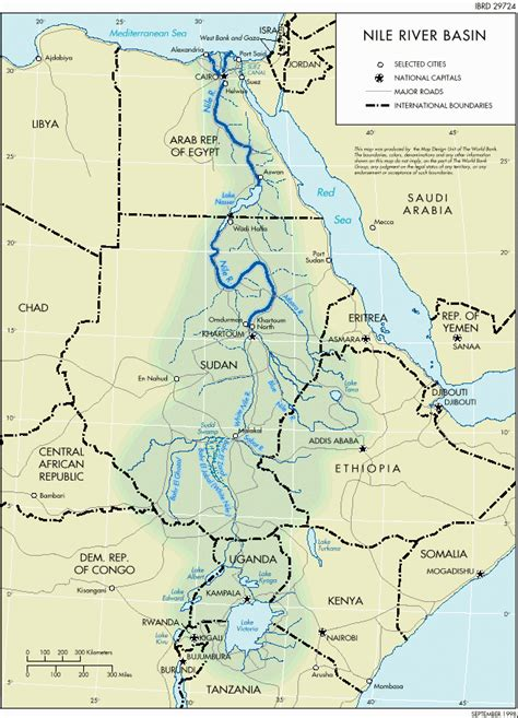 africa map nile river history of africa class resources