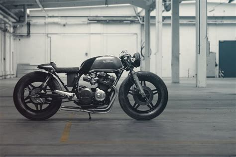 Indian Motorrad Dresden by Honda Cb 750 Customizada Por Nico Mueller Motorede