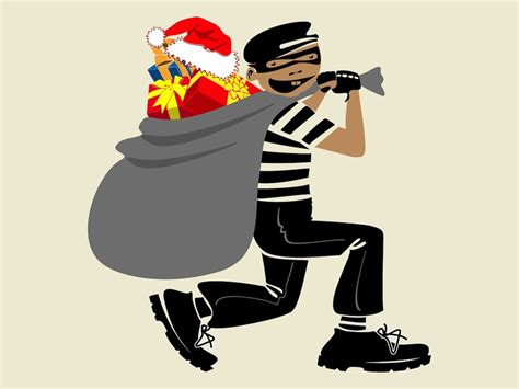 christmas thief