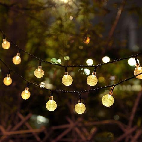 globe string lights cmyk 20 ft 30 balls