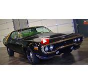 1971 PLYMOUTH ROAD RUNNER LIMITED PRODUCTION  HOT CARS