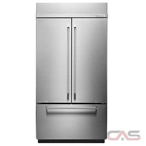 kitchenaid counter depth refrigerator canada kitchenaid kbfn402ess refrigerator canada best price