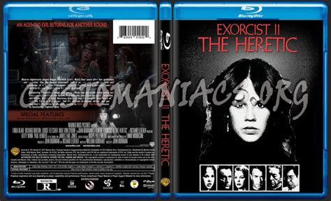download film the exorcist blu ray exorcist ii the heretic blu ray cover dvd covers