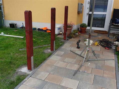 Handlauf Terrasse by Handlauf F 252 R Gehweg Aus Holz Gefertigt Gartenbau Welker