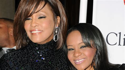 Whitney Houston And Bobbi Kristina Brown | bobbi kristina brown daughter of late whitney houston