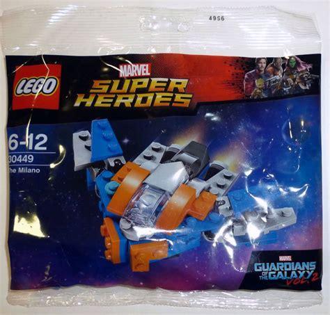 Lego Original Quinjet 30304 Polybag Marvel Superheroes brickfinder lego marvel superheroes gotg the