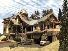 Luxury Home Plans With Pictures Luxury Log Cabin Home Plans Luxury Mountain Log Homes Luxury Log House Plans Mexzhouse