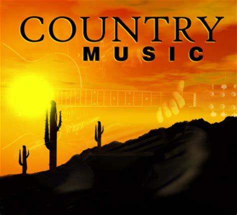 song country country